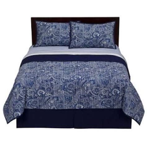 blue paisley bedding kappa kappa gamma decor july 2009