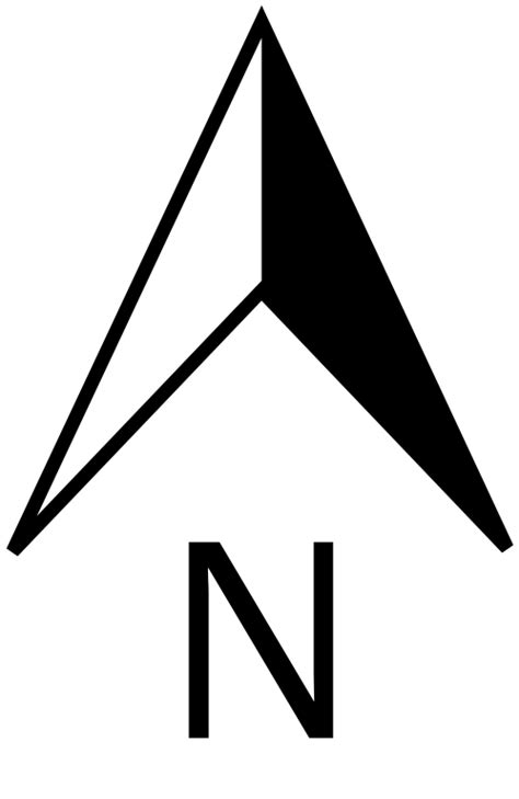 File:North Pointer.svg - Wikimedia Commons