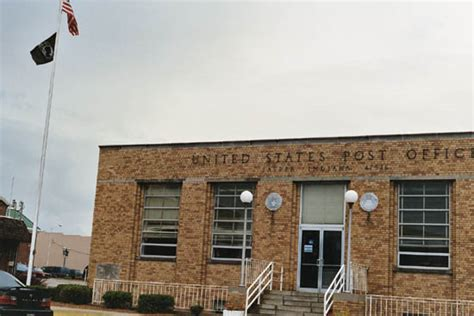 Indiana Pa Post Office by New Deal Wpa In Jasper Indiana