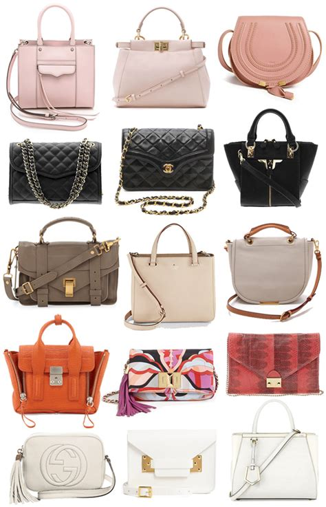 Gadget Of The Day A Must Designer Handbag 15 must crossbody bags for every