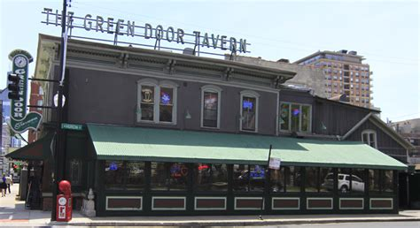 Green Door Chicago by Green Door Tavern Contact
