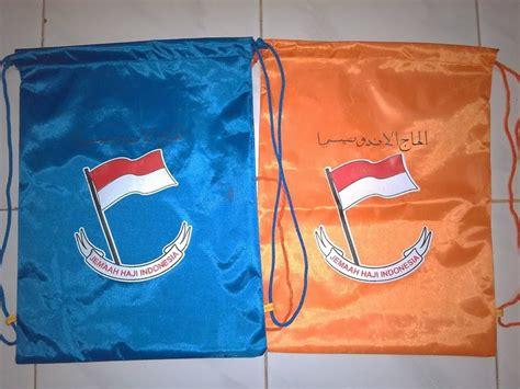 Tas Haji Panjang perlengkapan haji arafah 081 825 0557 tas serut