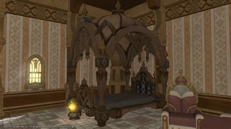 Double Canopy Bed the new canopy beds ffxiv