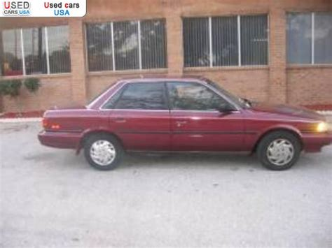 1990 Toyota Camry Price For Sale 1990 Passenger Car Toyota Camry Ta Insurance