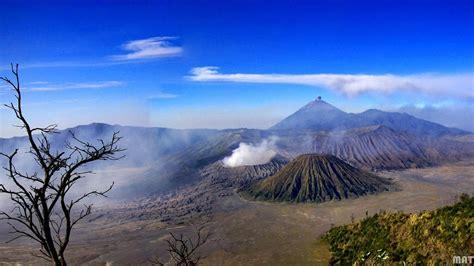 gunung bromo  mount penanjakan java indonesia youtube