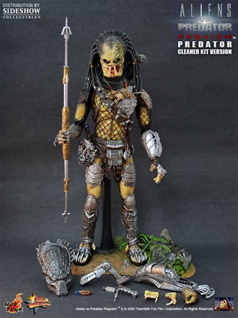 Toys Predator Parts toys vs predator requiem predator the cleaner