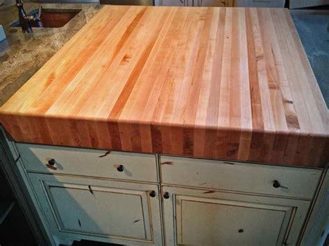 Butcher Block Countertop by Kitchen Butcher Block Countertops Review Interior