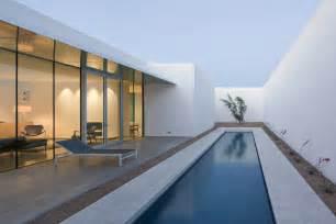 minimalistic house minimalist house in barrio historico idesignarch interior design architecture interior