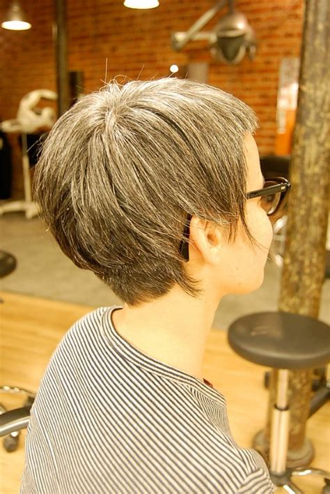 back of short asymetrical haircuts stylish asymmetrical bob haircut for women hairstyles weekly