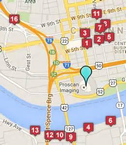 Casinos In Ohio Map by Hotels Near Paul Brown Stadium Cincinnati Oh