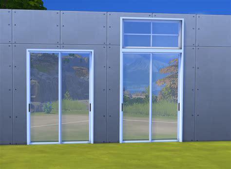sunset sliding doors sliding doors sims sims  houses