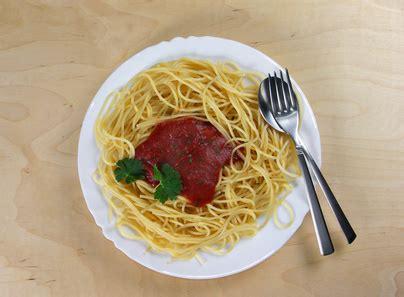 nutrition  prepared spaghetti healthy eating sf gate