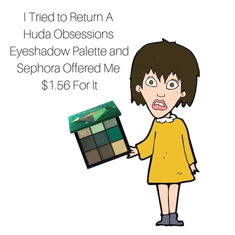 you can t return items purchased with sephora reward gift