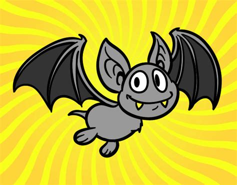 imagenes de halloween murcielagos dibujos de murci 233 lagos para colorear dibujos net