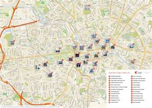 tourist attractions map berlin printable tourist map sygic travel