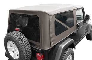 82208869ac mopar 174 sunrider soft top for 04 06 jeep