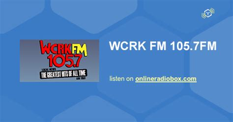 listen to 105 7 the fan wcrk fm 105 7 listen live morristown united states