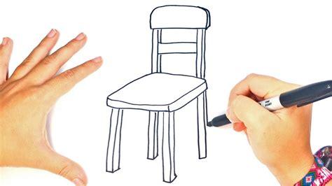 silla dibujo c 243 mo dibujar un silla paso a paso dibujo f 225 cil de silla