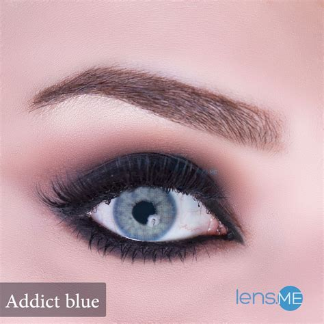 colored multifocal contact lenses anesthesia addict blue 2 contact lenses usa uae uk