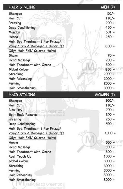 haircut express prices jh hairxpreso rajouri garden
