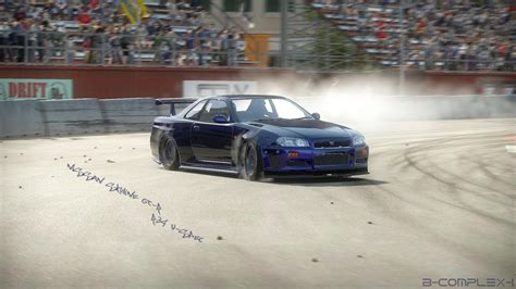 custom nissan skyline drift nissan skyline drifting wallpaper