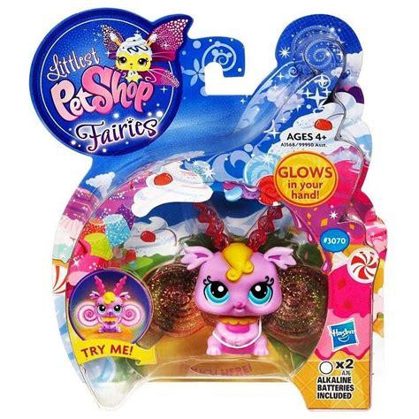light up fairies littlest pet shop fairies sweet pop 3070 light up glow