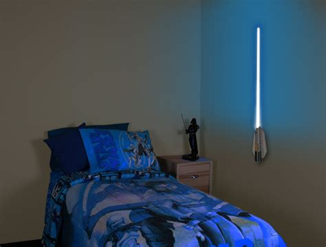 wars room light awesome multicolor wars lightsaber room light glowing with me
