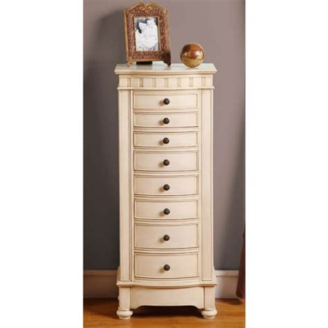 Hardwood Jewelry Armoire by Armoire Antique Jewelry Armoire Solid Wood Collection