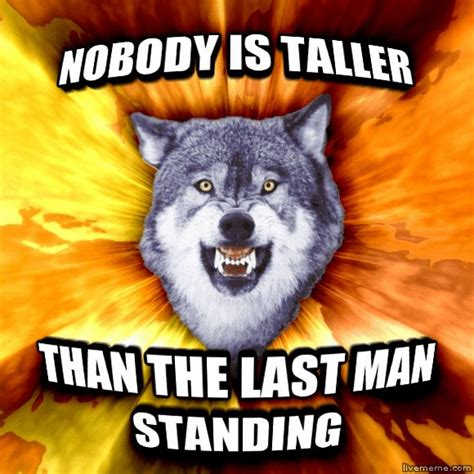 Courage Wolf Meme - courage wolf quotes for inner engineering pinterest