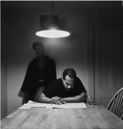 Carrie Mae Weems Kitchen Table Series by 20th Centurty Carrie Mae Weems Untitled