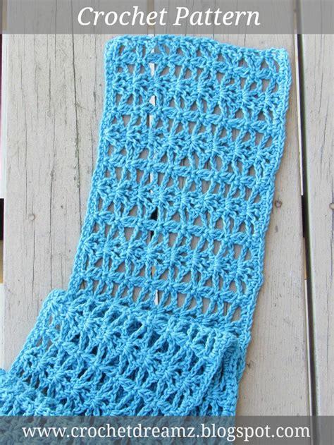 crochet dreamz ana lacy scarf free lacy scarf crochet