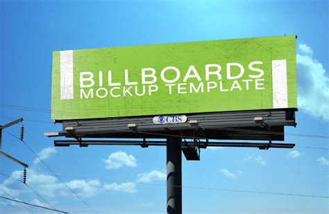 23 psd billboard mockup designs for designers graphic cloud