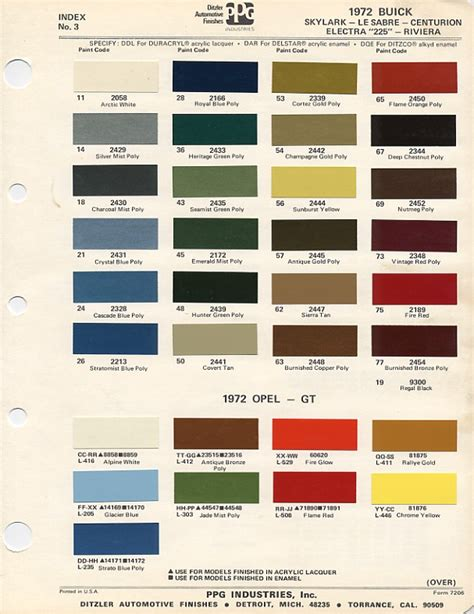 100 paint color code lookup lemans blue 1969 camaro paint cross reference how to find my