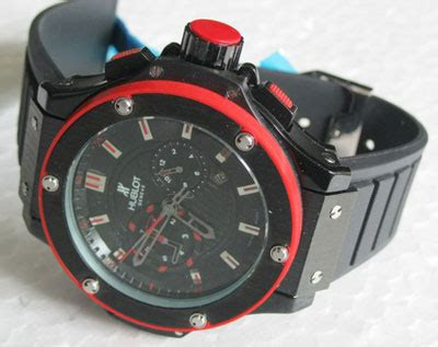 Jam Tangan Hublot Swiss Hitam Gold hublot big king rp 565 000 jual jam tangan murah