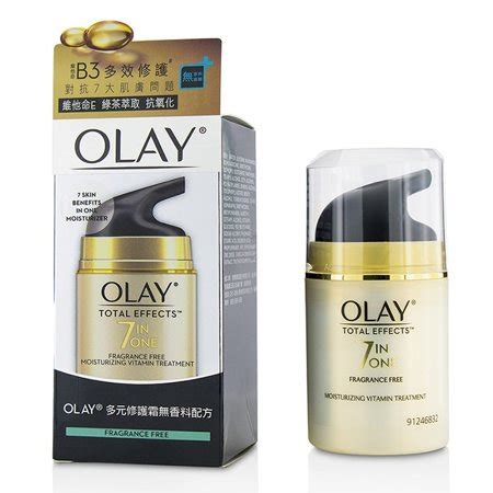 Olay Total Effect 7 In 1 50 G olay total effects 7 in 1 fragrance free moisturizing