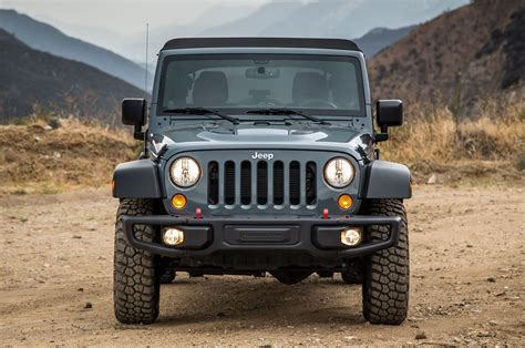 jeep front 2013 jeep wrangler unlimited rubicon 10th anniversary