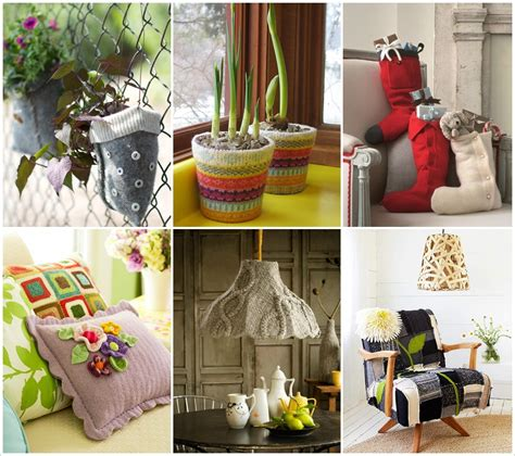 15 creative recycled sweater home decor projects amazing