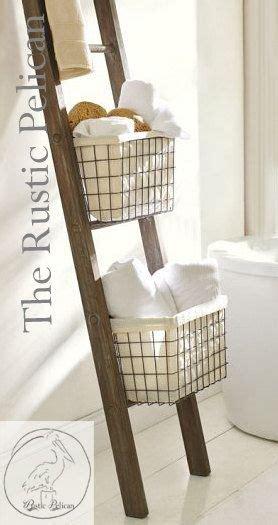 Diy Primitive Home Decor by Best 25 Decorative Ladders Ideas On Pinterest Ladders