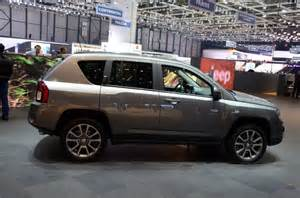 Jeep Europe Jeep European Compass Live 06 Images Geneva Motor Show
