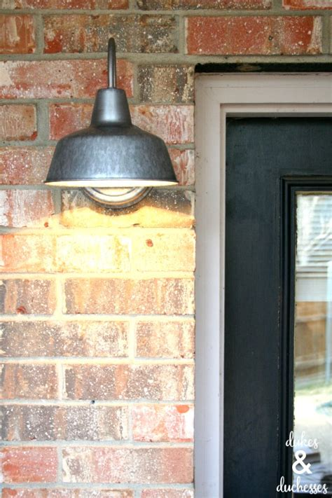 how to install outdoor light fixture how to install an outdoor light fixture dukes and duchesses