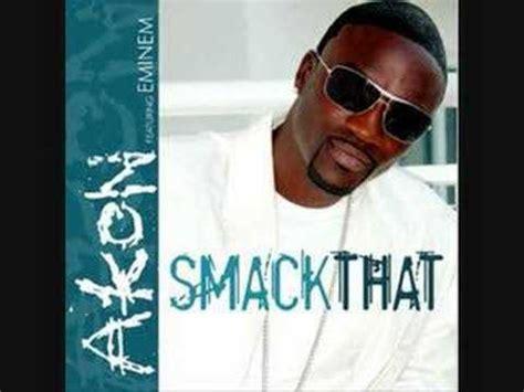Smock That by Akon Ft Eminem Smack That Instrumental