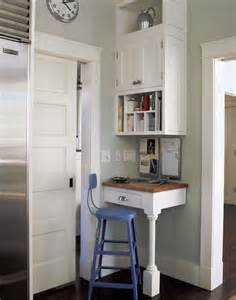Small Kitchen Desk Corner Desk Cottage Kitchen Smith River Kitchens