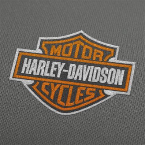 embroidery design harley davidson harley davidson logo embroidery design instant download