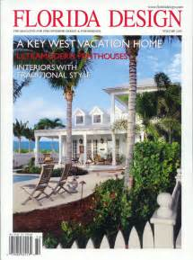 Florida Design S Miami Home And Decor Magazine by Florida Design Magazine Art Moderne In Miami John