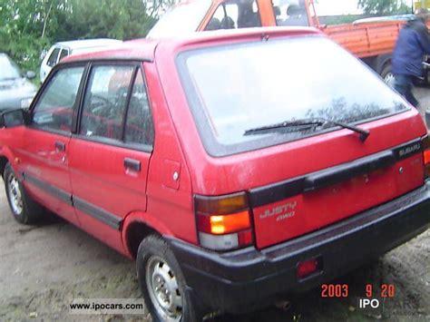 online auto repair manual 1994 subaru justy parking system 28 1993 subaru justy service repair manual 93 28294 1993 subaru justy 4wd 1 0 car photo