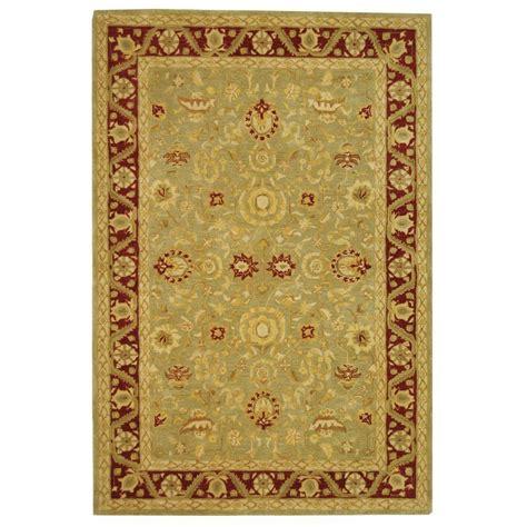anatolia rug safavieh anatolia navy 6 ft x 9 ft area rug an517a 6 the home depot