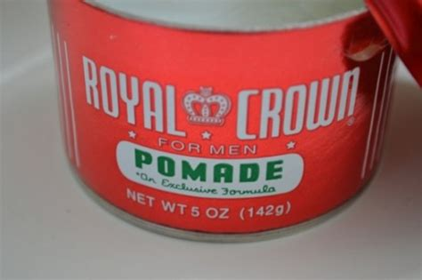 Pomade Import royal crown blue magic pomade by hairpomades
