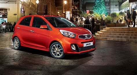 Kia Picanto Gas Consumption New Picanto With Best Features Fuel Economy Kia Motors