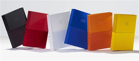 western digital hdd colours explained