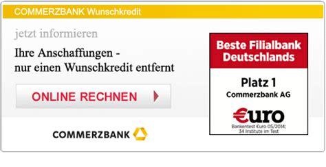 commerzbank kreditrechner immobilie commerzbank kreditrechner h 228 user immobilien bau